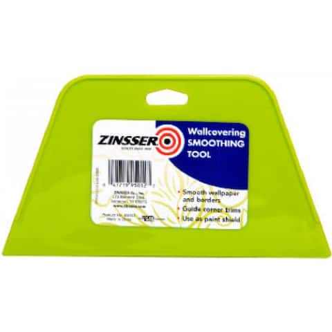 Zinsser 95012 Flexible Wallcovering Smoothing Tool
