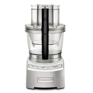 Cuisinart FP-12DCN Elite Collection 2.0 12-Cup Food Processor, Die Cast