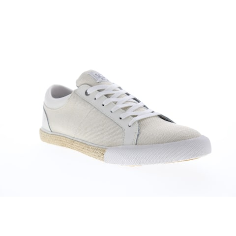 Original Penguin Richard White Mens Low Top Sneakers