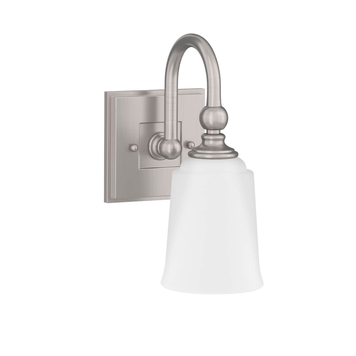 Shop Park Harbor Phvl2121 Antonia Single Light 4 3 4 Wide Bathroom Sconce Overstock 12939395