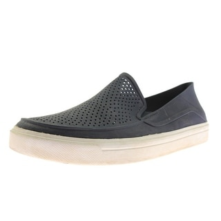 Crocs Mens Citilane Roka Loafers Perforated Slip On - 6 medium (d)