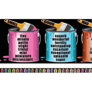 Brighten Your Vocabulary Chalkboard