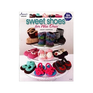 Annie's Sweet Shoes for Wee Ones Bk