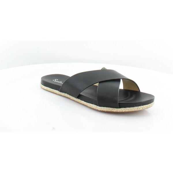 Splendid Jenni Women's Sandals & Flip Flops Black - 10