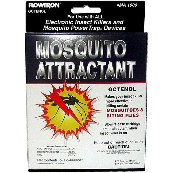 Flowtron MA-1000 Octenol Mosquito Attractant
