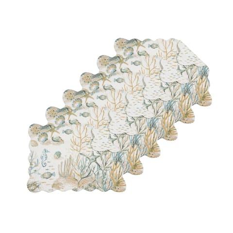 Cerulean Shores Placemat Set of 6