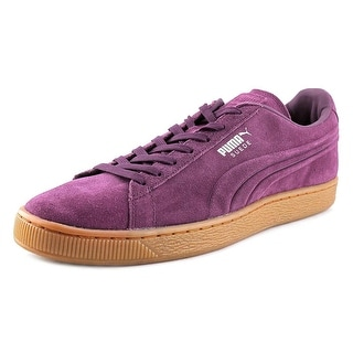 Puma Suede Emboss Leather Fashion Sneakers