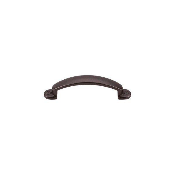 "Top Knobs M1697 Arendal 3"" Center to Center Handle Cabinet Pull from the Somerset Series - Oil Rubbed bronze - n/a"