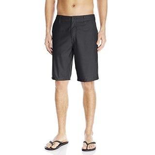 O'Neill Men's Pinski 38 Black Boardshort Swim Trunks