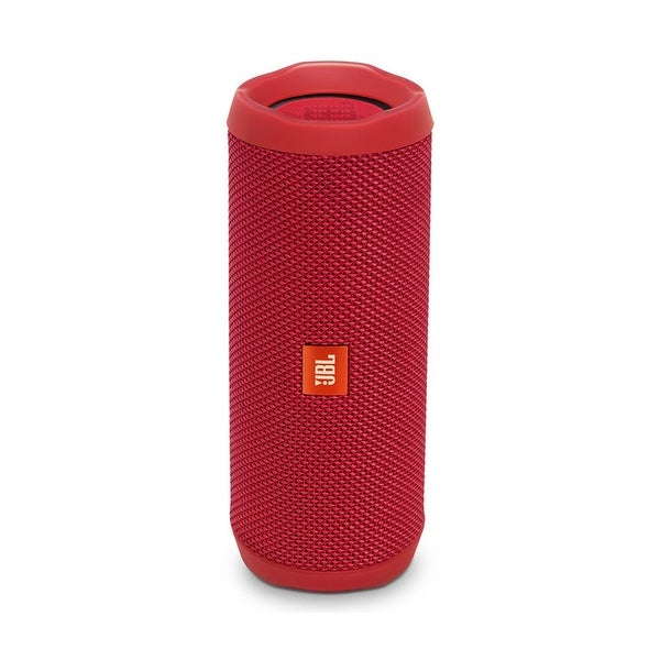 JBL FLIP 4 Red Portable Bluetooth Speaker