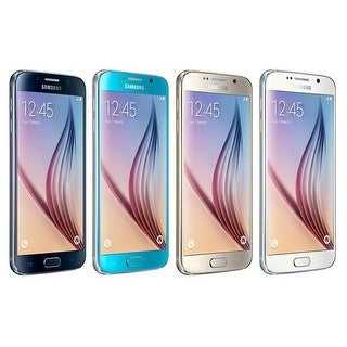 Samsung Galaxy S6 G920V 32GB Verizon CDMA 4G LTE Octa-Core Phone (Refurbished)