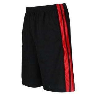 CTM® Men's Micro Mesh Athletic Lounge Shorts with Pockets