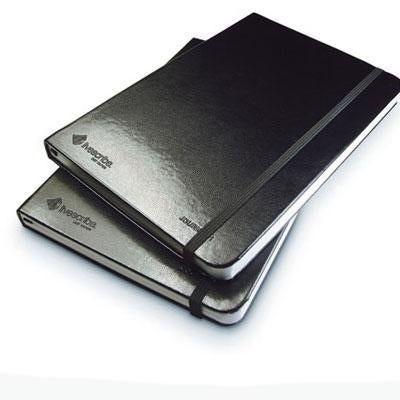 Livescribe 5.5 X 8.25 Lined Journal #1-2 (2-Pack)