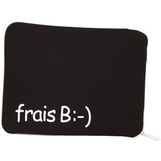 """Urban Factory TAB03UF Urban Factory Carrying Case (Sleeve) for 10"""" Tablet PC - Black - Frais Emotion"""
