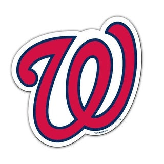 Fremont Die Inc Washington Nationals Vinyl Magnet Vinyl Magnet