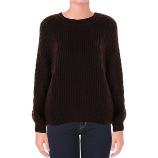 J Brand Womens Wool Knit Pullover Sweater