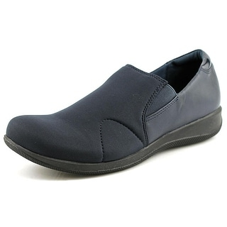 Softwalk Tilton N/S Round Toe Leather Loafer