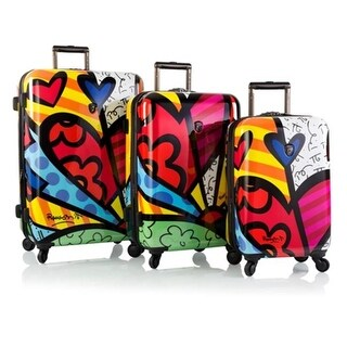 Heys 16049-6918-S3 Britto A New Day - 3 Pieces set