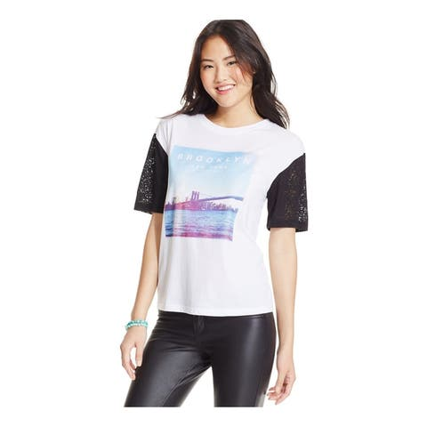 2Kuhl Womens Burnout Brooklyn Graphic T-Shirt