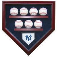 7 Baseball Team Display