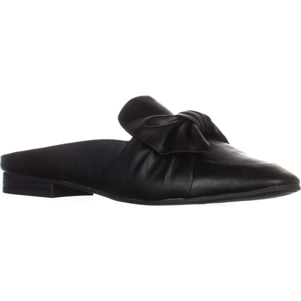 Indigo Rd. Maggie Pointed Toe Slip On Flats, Black