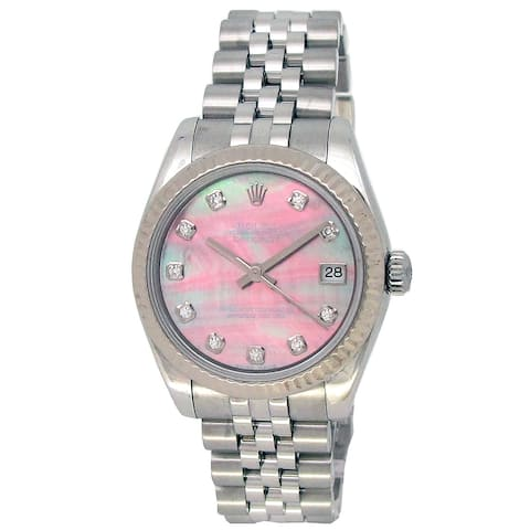 Pre-owned 31mm Rolex Datejust