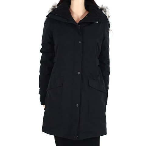 The North Face Womens Coat Black Size Large L Outer Boroughs Parka