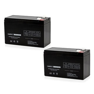 Replacement AGM SLA Battery 12V-7Ah (2-Pack) Replacement AGM SLA Battery