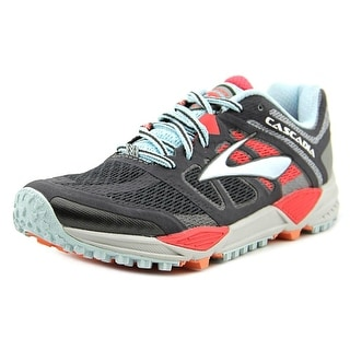Brooks Cascadia 11 Women Round Toe Synthetic Multi Color Sneakers