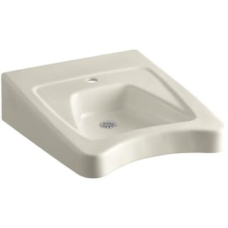 drop in kitchen sinks kohler greenwich white wall mount single bathroom 6971
