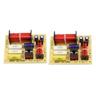 Unique Bargains 2pcs 180W Hi-Fi Speaker Audio Frequency Divider 3 Way Crossover Filters 4-8 Ohms|https://ak1.ostkcdn.com/images/products/is/images/direct/b6981388b8685d433bc6eb819c55bebcacc3a8d9/Unique-Bargains-2pcs-180W-Hi-Fi-Speaker-Audio-Frequency-Divider-3-Way-Crossover-Filters-4-8-Ohms.jpg?impolicy=medium