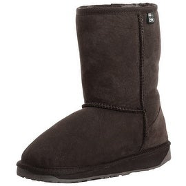 EMU Australia Women's Stinger Lo Mid-Calf Boot Chocolate (Size 8)