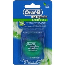Oral-B SATINfloss Fresh Mint 55 Yards