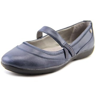 Life Stride Leona Women Round Toe Synthetic Blue Mary Janes
