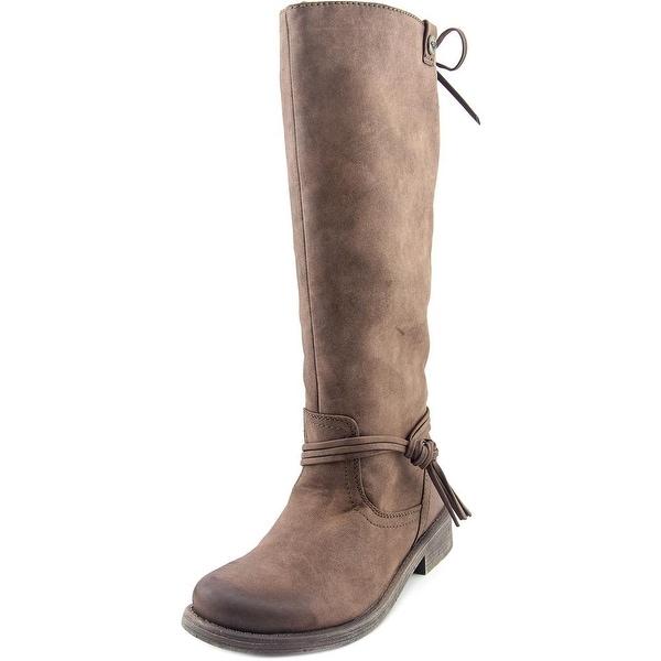 Roxy Rider J Women Round Toe Synthetic Knee High Boot