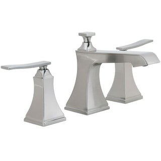 Bathroom Faucets Lifetime Warranty miseno ml641 elysa-v widespread bathroom faucet - includes