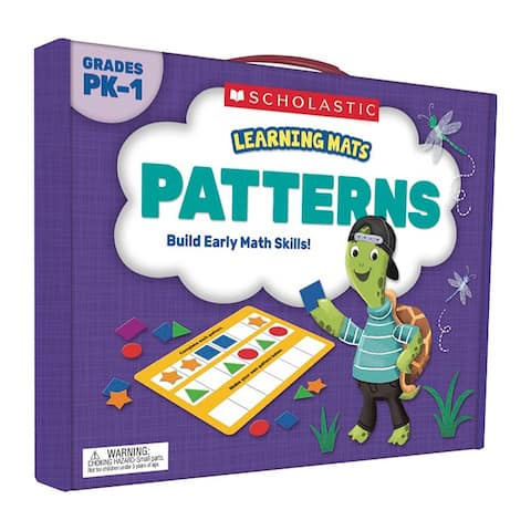 Scholastic learning mats patterns 823964