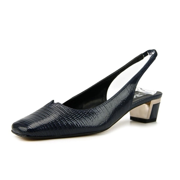 J. Renee Bev Women Navy Pumps