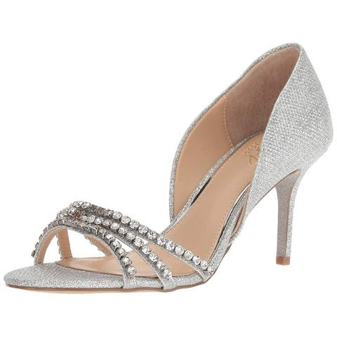 Badgley Mischka Women's Jean Pump