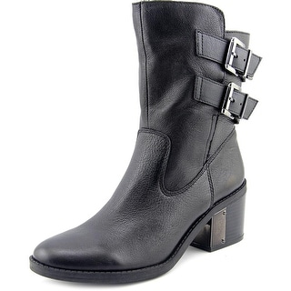 Fergie Wistful Women Round Toe Leather Ankle Boot