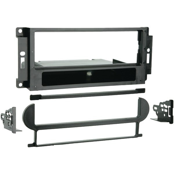 Metra 99-6507 2004-2010 Jeep(R)/Dodge(R)/Chrysler(R) Single-Din Installation Multi Kit For Vehicles Without Factory Navigation