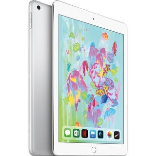 "Apple iPad MR7G2LL/A 32GB Apple A10 X4 2.3GHz 9.7"", Silver (Certified Refurbished)"