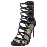 Imagine Vince Camuto Womens Dalany Dress Sandals Caged Night Out - 8 medium (b,m)