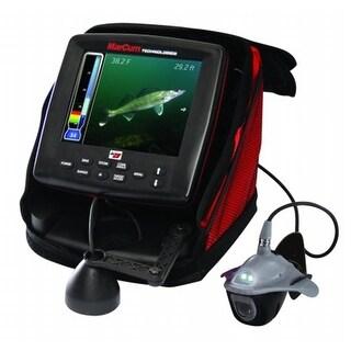 8 in. Digital Sonar-Camera System, LCD Dual Beam with OSD Camera