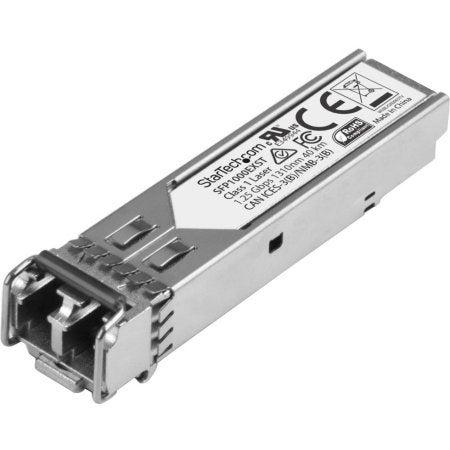 Startech Glcexsmdst Compatible 1000Base-Ex Sfp Transceiver Module - Sm - 40 Km