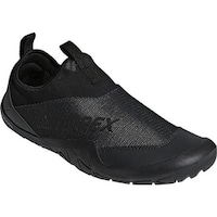 99793b1bb8c81 adidas Men s Terrex Climacool Jawpaw II Slip On Water Shoe Black Black Black