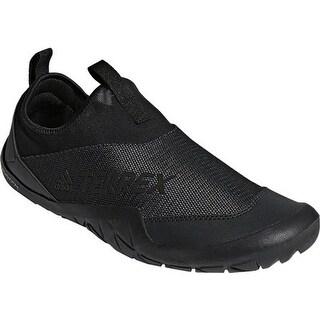 adidas Men's Terrex Climacool Jawpaw II Slip On Water Shoe Black/Black/Black