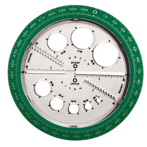 Helix h36002 angle and circle maker