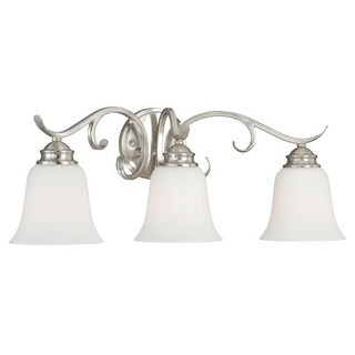 Vaxcel Lighting W0162 Hartford 3 Light Vanity Light
