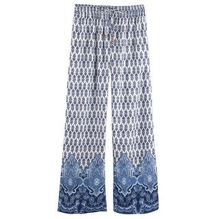 Women's Leaf Lounge Pants - Elastic Drawstring Waist Pajamas (More options available)